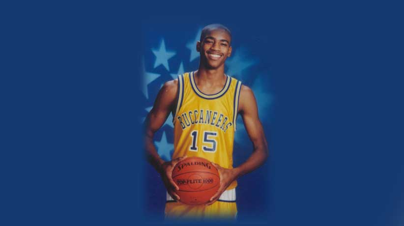 Vince Carter Daytona Beach