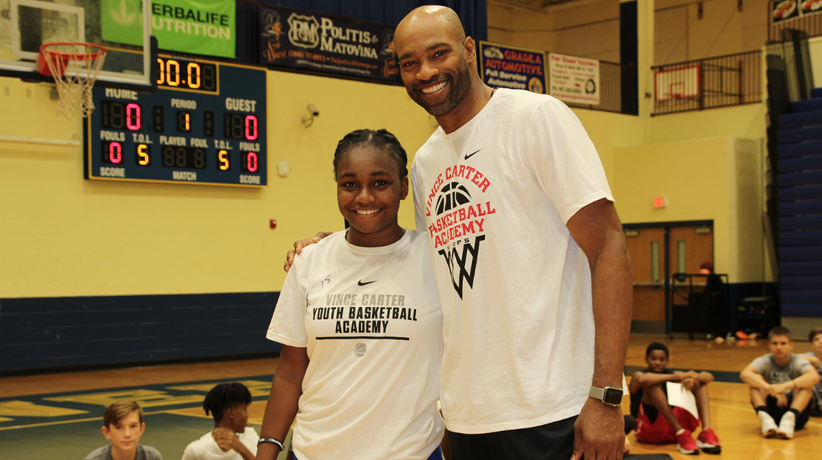 2019 VINCE CARTER YOUTH BASKETBALL ACADEMY | VinceCarter15 com